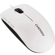 Cherry MC 1000 Corded Optical Mouse White/Grey