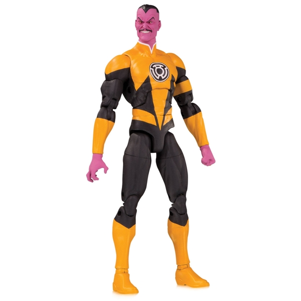 Sinestro (Green Lantern) DC Essentials Action Figure