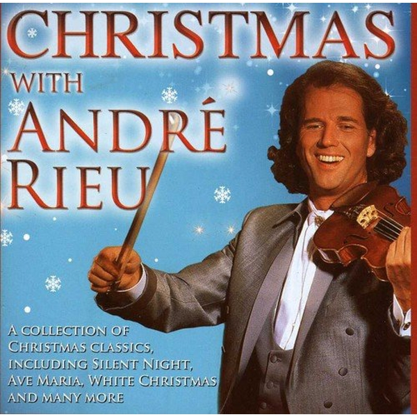 Andre Rieu - Christmas With Andre Rieu CD