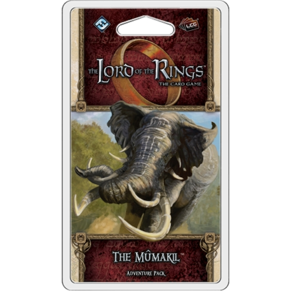 The Lord of the Rings The Card Game The Mumakil