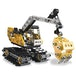 Meccano Excavator Pelleteuse Construction Digger - Image 2