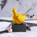 Yellow Big Chicken Candle - Image 4