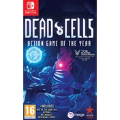 Dead Cells Action Game of the Year Nintendo Switch Game