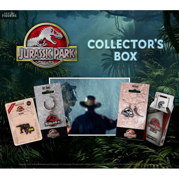 Jurassic Park Limited Edition Collector's Souvenirs Box