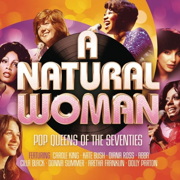 Various Artists - Natural Woman CD