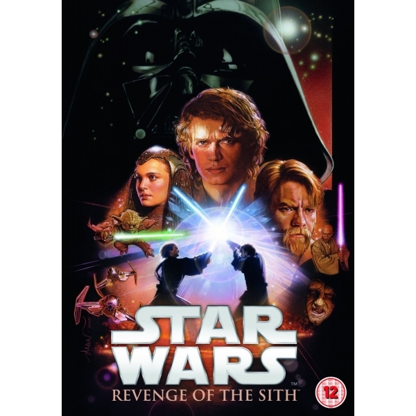 Star Wars: Revenge Of The Sith DVD