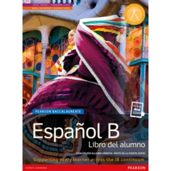 Pearson Baccalaureate: Espanol B new bundle (not pack)