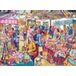 Gibsons Village Tombola Jigsaw Puzzle - 1000 Pieces - Image 2