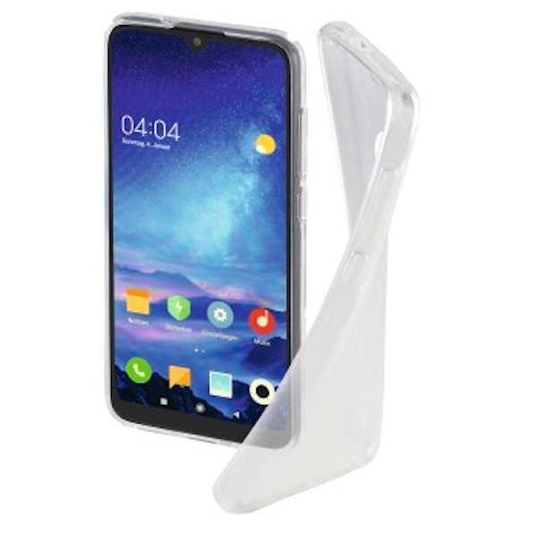 "Hama ""Crystal Clear Cover for Xiaomi Redmi 7, transparent"