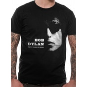 Bob Dylan - Fifty Years Men's Small T-Shirt - Black