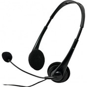 GearHead Universal Stereo Headset with Microphone