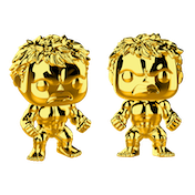 Hulk Chrome Gold (Marvel) Funko Pop! Vinyl Figure #379
