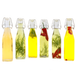 Clip Top Preserve Bottles - Set of 6 | M&W 500ml - Image 2