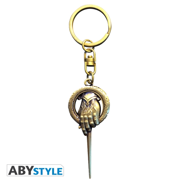 Game Of Thrones - Hand Of King 3D Keychain