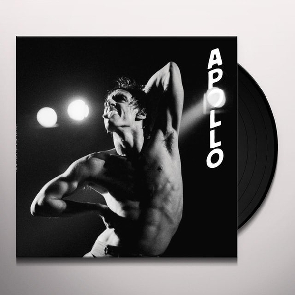 Iggy Pop ‎- Apollo Vinyl