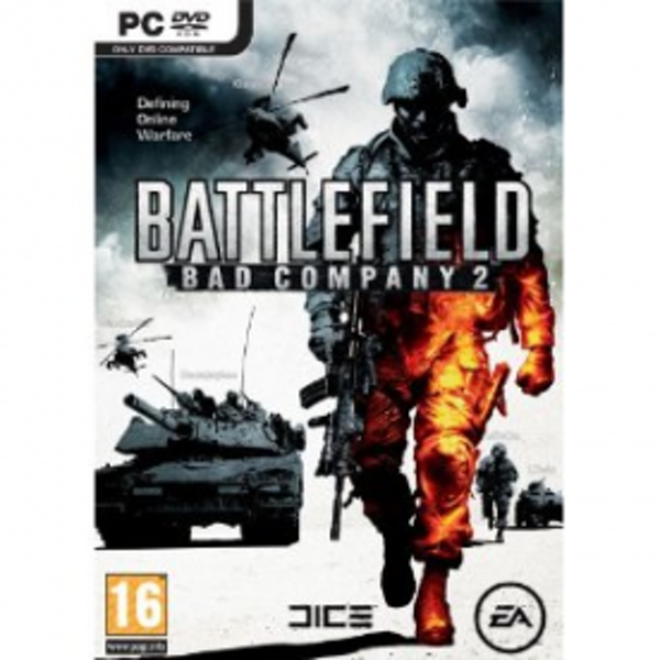 Battlefield Bad Company 2 Game PC