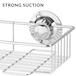 Stainless Steel Shower Caddy   M&W - Image 3