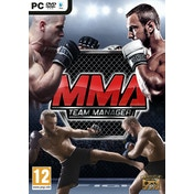 MMA Team Manager PC Game