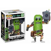 Pickle Rick with Laser (Rick and Morty) Funko Pop! Vinyl Figure
