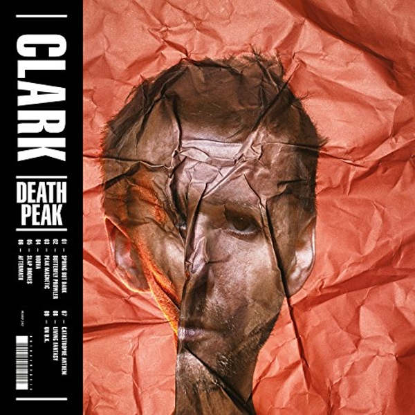 Chris Clark - Death Peak Vinyl