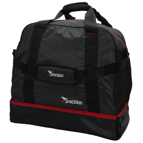Precision Pro HX Players Twin Bag  Charcoal Black/Red