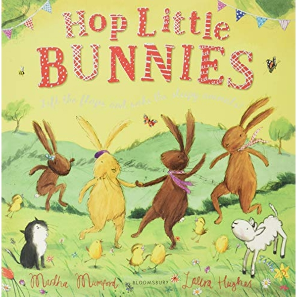 Hop Little Bunnies  Paperback / softback 2019