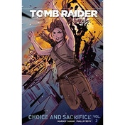 Tomb Raider Volume 2 Paperwork