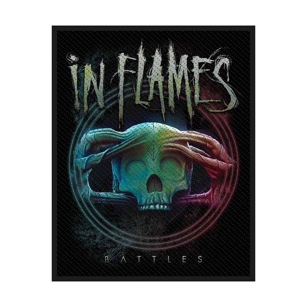 In Flames - Battles Standard Patch