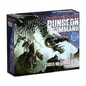 Dungeons & Dragons Curse of Undeath Dungeon Command