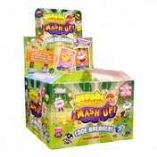Moshi Monsters Mash Up Series 3 Trading Card Booster Box - 50 Count CDU