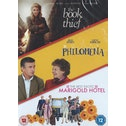 The Book Thief / Philomena / The Best Exotic Marigold Hotel DVD