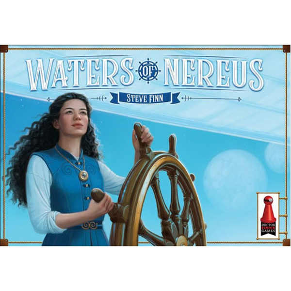 Waters of Nereus Card Game