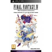 Final Fantasy IV The Complete Collection Game PSP