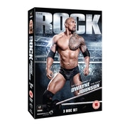 WWE - The Rock - The Epic Journey Of Dwayne DVD