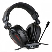 Gamekraft GX27 Vibration Headset PS3 Xbox 360 PC MAC