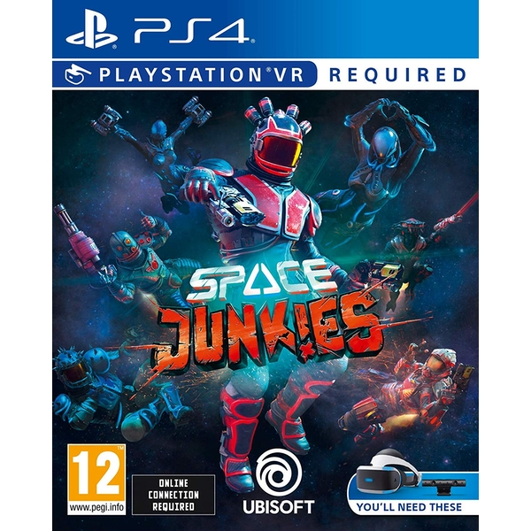 Space Junkies PS4 Game (PSVR Required)