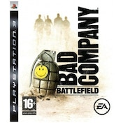 Battlefield Bad Company Game PS3