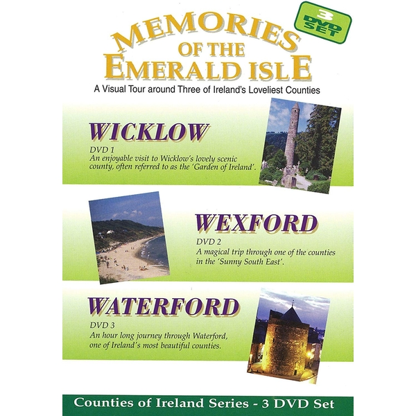 Memories Of The Emerald Isle - Wicklow / Wexford / Waterford DVD