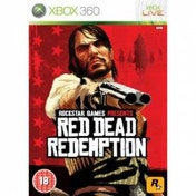 Red Dead Redemption Game Xbox 360
