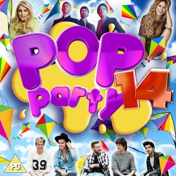 Various Artists - Pop Party 14 CD