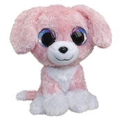 Lumo Stars Classic Dog Pinky Plush Toy