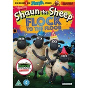 Shaun The Sheep - Flock To The Floor DVD