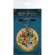 Harry Potter Hogwarts Crest Key Ring