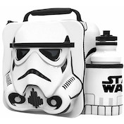 Storm Trooper (Star Wars) 3D Childrens Lunch Bag With Bottle