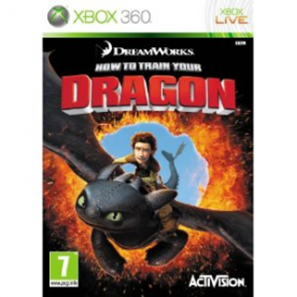 How To Train Your Dragon Game Xbox 360