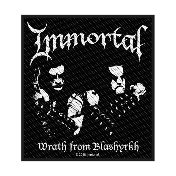 Immortal - Wrath of Blashyrkh Standard Patch