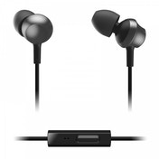 Panasonic RPTCM360EK In-Ear Headphones wiht Remote & Mic Black