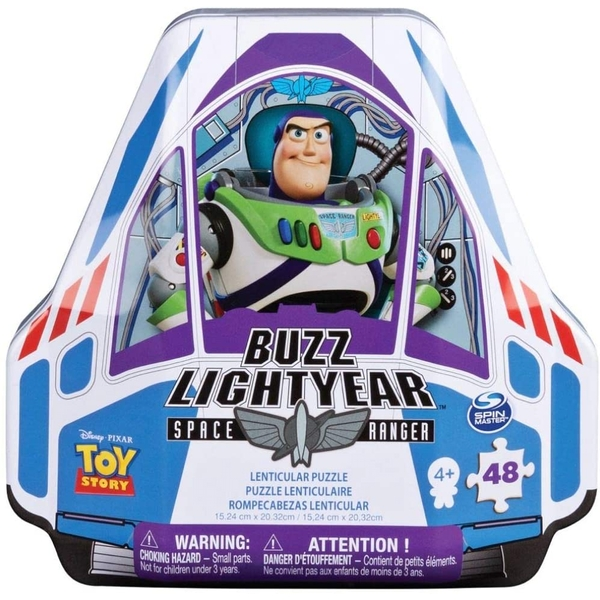 Toy Story Buzz Lightyear Lenticular Puzzle