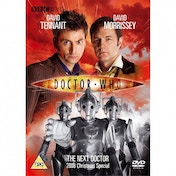 Doctor Who The Next Doctor 2008 Xmas Special DVD