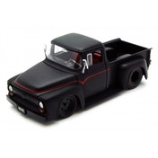 1956 Ford F100 Pickup 1:24 Diecast Model